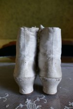 22 antique wedding boots 1855
