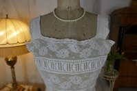 1 antique camisole 1908
