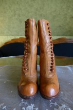 3 antique RADCLIFFE boots 1916