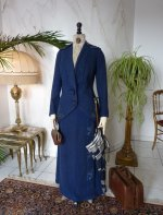 6 antique ensemble 1908