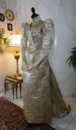 15 antique dress Maison Lipmann 1896