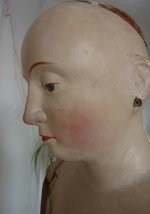16 antique mannequin 1800