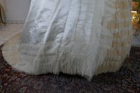 30 antique ball gown 1864