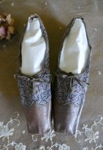 2 antique shoes 1823