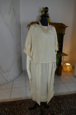 8 antique wedding dress 1925