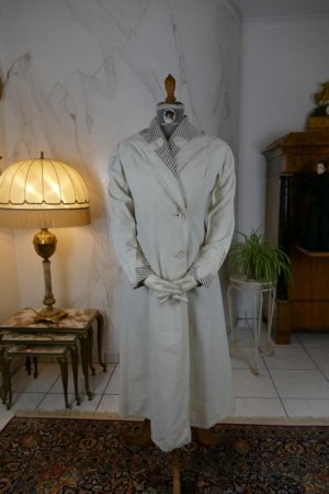 antique duster coat 1910