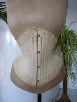 8 antique waist corset 1890