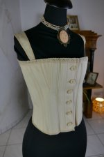 3 antique teenager corset 1905