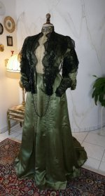 2 antique dress Fanny Gerson 1903