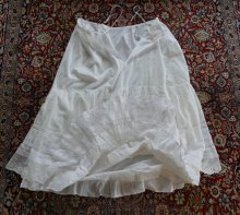 14 antique petticoat 1908
