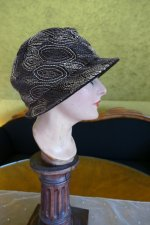 12 antique Hat 1926