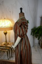 12 antique romantic Period dress 1825