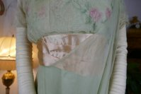 14 antique Jeanne Halle dress 1912