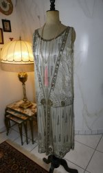 14 antique flapper evening dress 1920