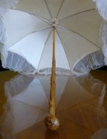 7 antique victorian parasol 1890