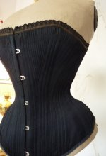 13 antique PD Corset 1888