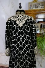 25 antique opera coat worth 1896