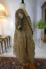 22 antique girls dress 1923