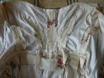 55 antique romantic period dress 1839