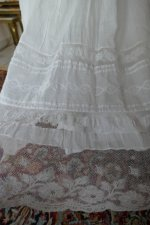 10 antique petticoat 1908
