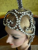 9 antique headpiece 1920
