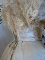 41 antique ball gown 1903