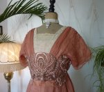 4 antique evening gown 1912