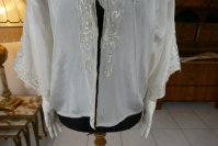 3 antique boudoir jacket 1910