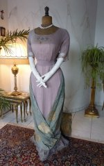 2 antique dress 1912