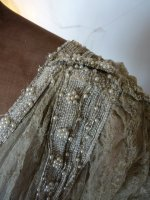 20 antique Maurice Mayer gown 1913