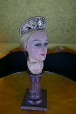 17 antique tiara 1910