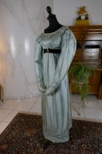 16 antique regency dress 1818