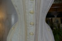 6 antique Ideal Corset 1890
