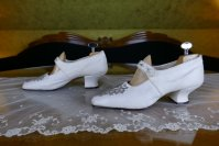 9 antique wedding shoes 1904