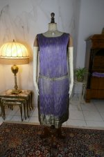 2 antique BABANI evening dress 1925