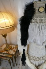 2 antique feather boa 1910