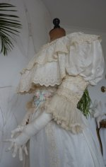 23 antique summer dress 1901