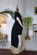 27 antikes Abendkleid 1912