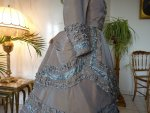 14 antique dress 1877