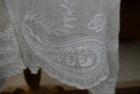 4 antique muselin shawl 1860