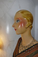 16 antique Siegel Mannequin 1932