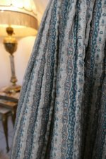 5 antique Biedermeier petticoat 1830
