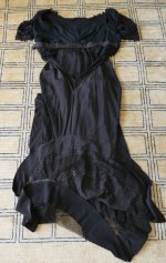 103 antique drecoll dress 1906