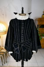2a antique Devonshire costume 1897