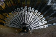 3 antique fan 1908