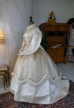 14 antique wedding dress 1876