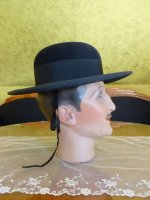 9antique jewish hasidic hat 1910