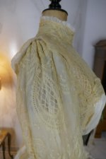 35 antique dress 1901