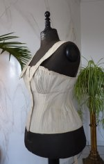 22 antique sport corset 1880