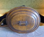 9 antique hat box 1895